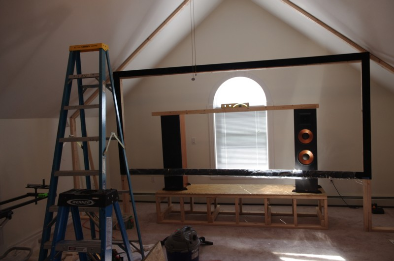 Custom Klipsch Maine Home Theater Design And Install